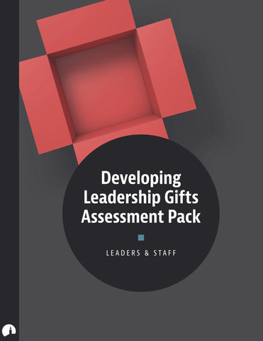 Developing Leadership Gifts Assessment Pack