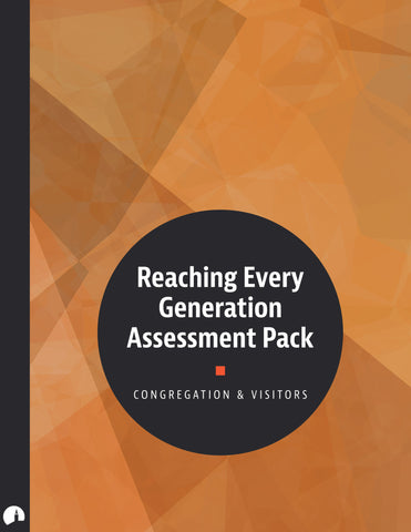 Assessment Pack: Reaching Every Generation