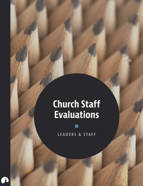Church Staff Evaluations