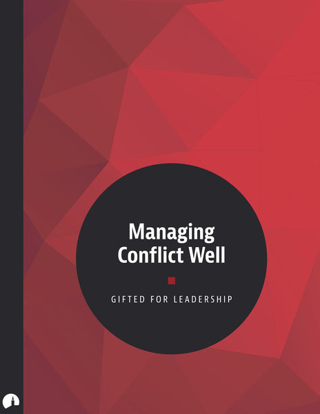 Managing Conflict Well