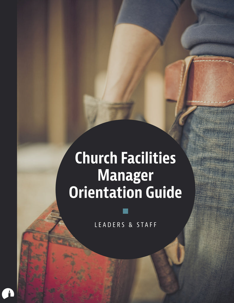 Building Church Leaders  Facility Manager Job Description