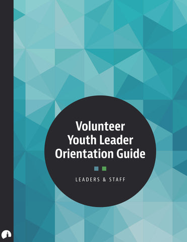 Free Sample - Volunteer Youth Leader Orientation Guide