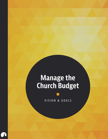 Manage the Church Budget