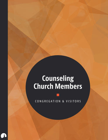 Counseling Church Members