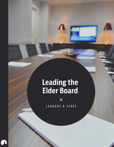 Leading the Elder Board