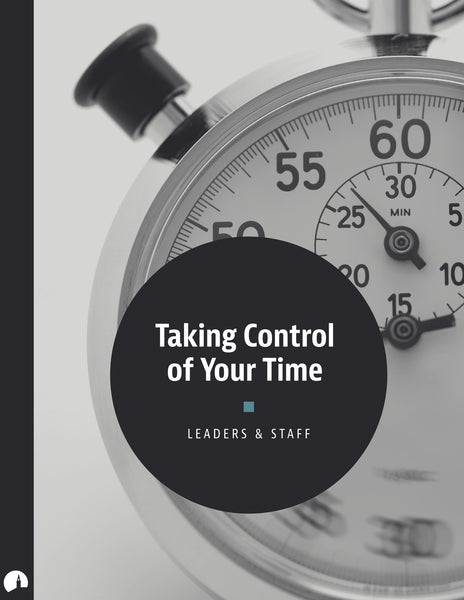 Taking Control of Your Time