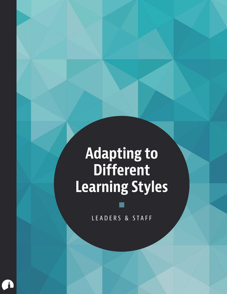 Adapting to Different Learning Styles