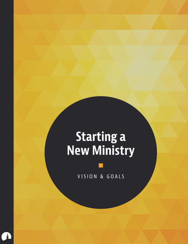 Starting a New Ministry