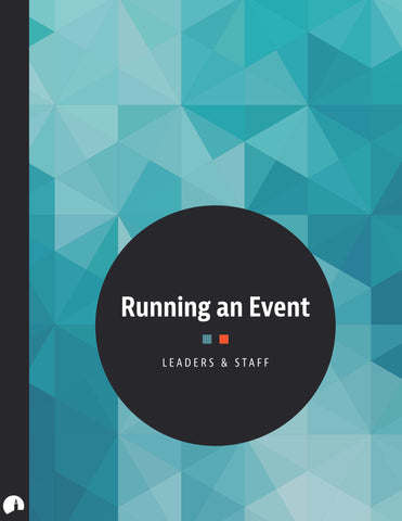 Running an Event