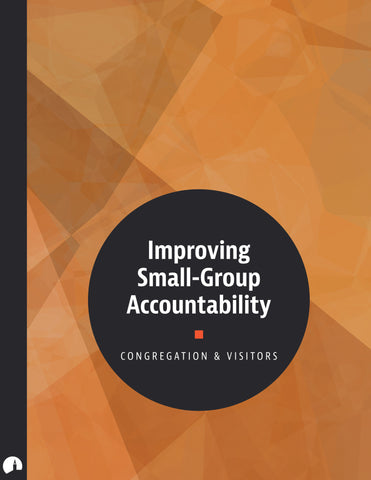 Improving Small-Group Accountability