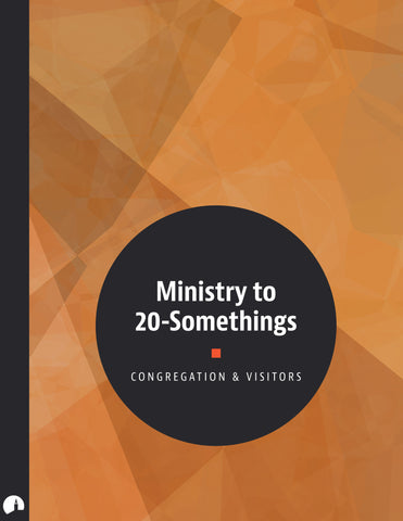 Ministry to 20-Somethings