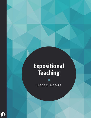 Expositional Teaching