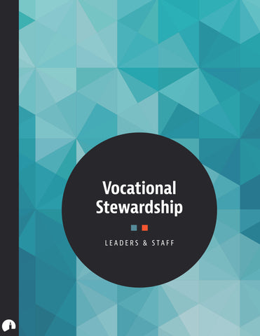 Vocational Stewardship