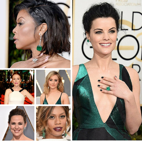 Gemstones on the Red Carpet
