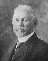 George Frederick Kunz, master gemmologist of Tiffany & Co.