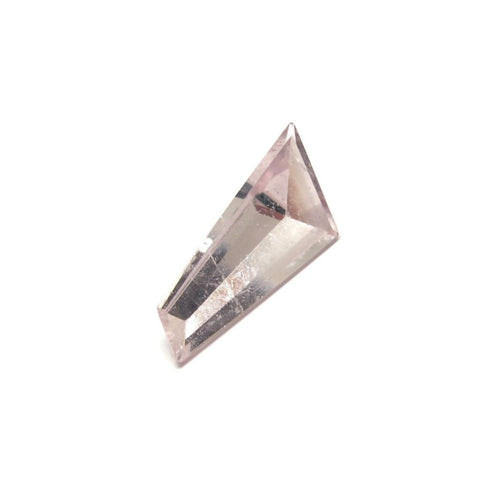 morganite pink free-form 24mm natural stone