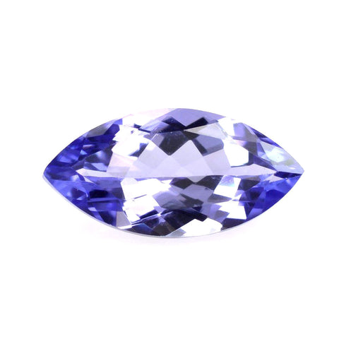Tanzanite marquise cut 10x5mm loose stone