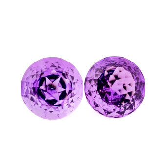 Amethyst round - 10mm (net-cut)