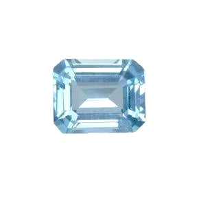 sky blue topaz octagon cut 10x8mm loose gemstone