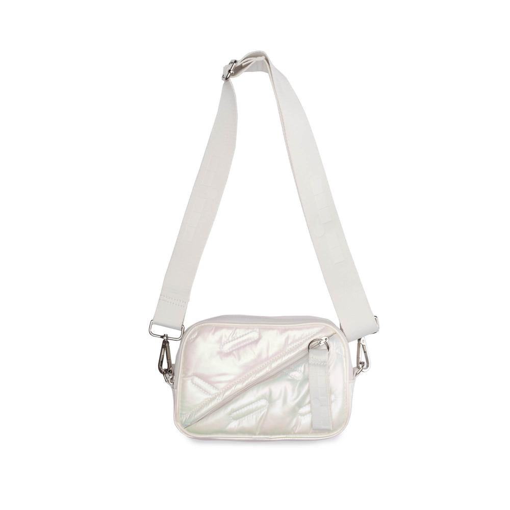 Crossbody Belt Bag Iridescent