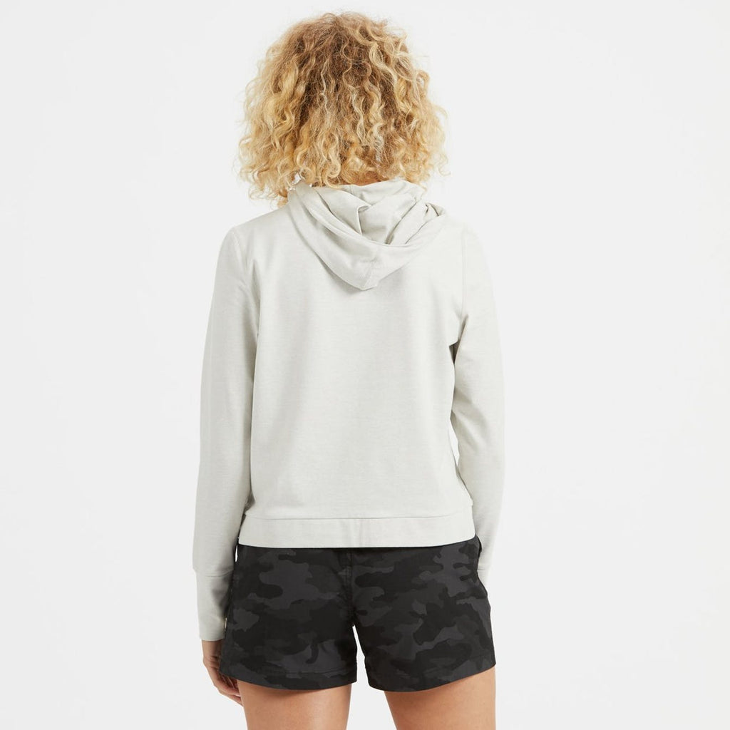 Halo Essential Hoodie Dove Grey Heather