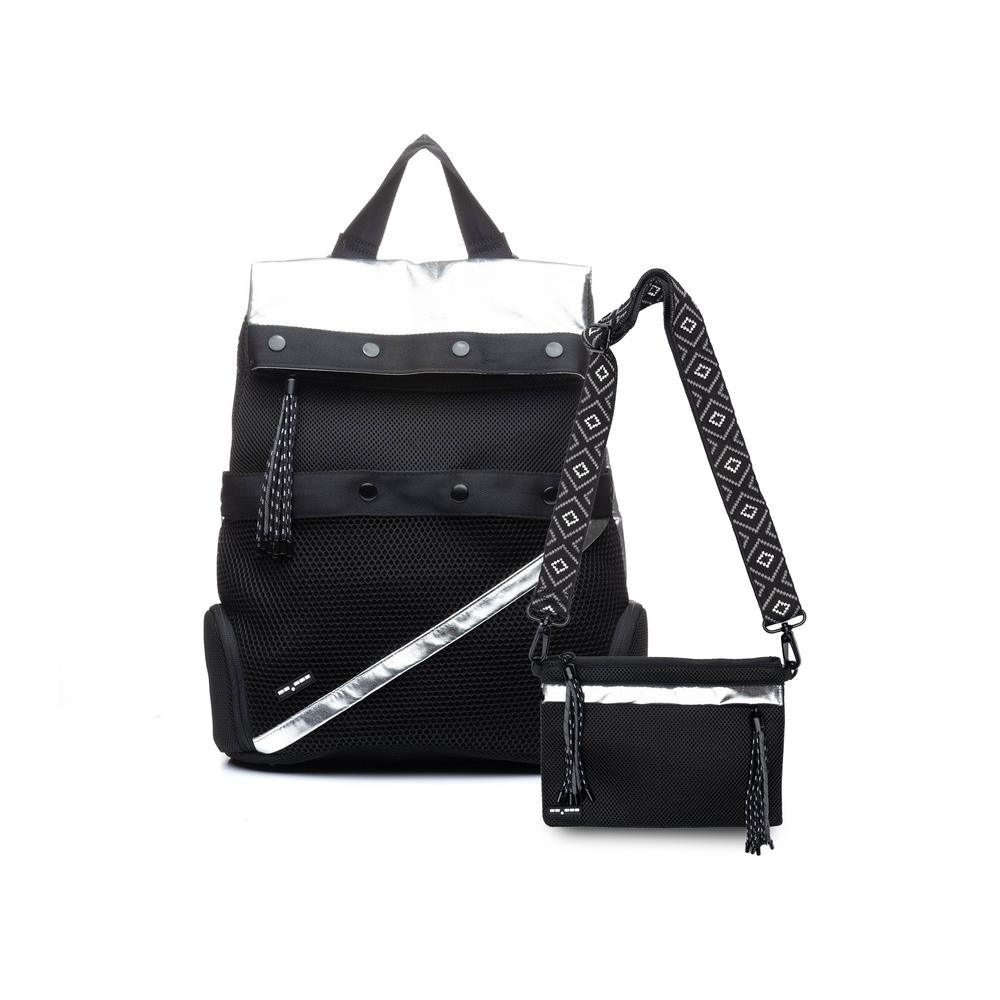 Dash Pack Black/Silver
