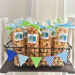 Popcorn Favors Display Close Up