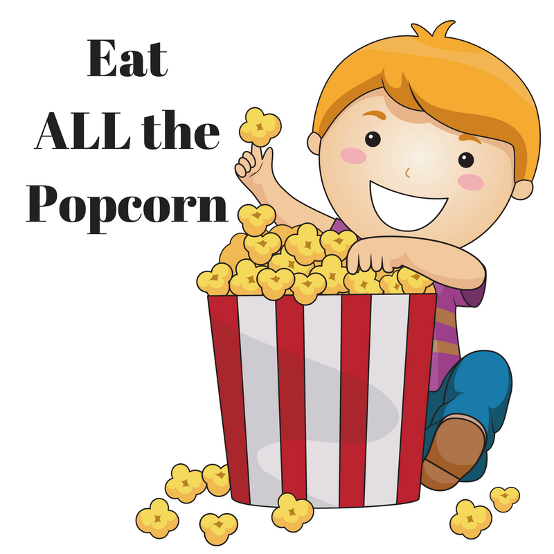 11 Things Only People Who Love Popcorn Will Understand – Grand
