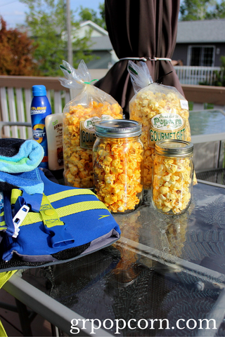 Popcorn Snacks for Boating