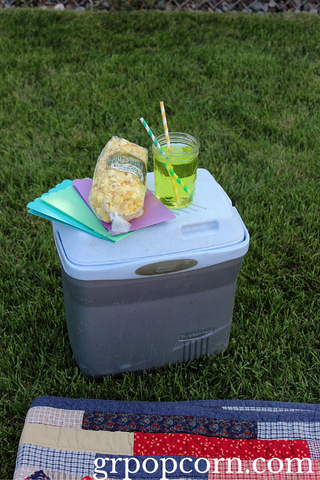 Popcorn Snacks for Camping