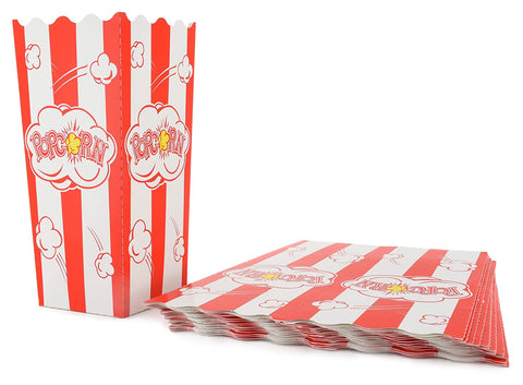 4 C SCOOP POPCORN BOX