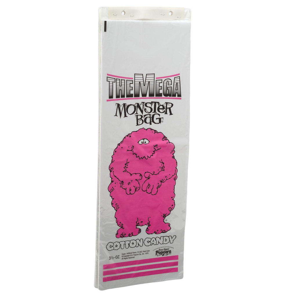 """The Mega Monster Bag"" Cotton Candy Bags"