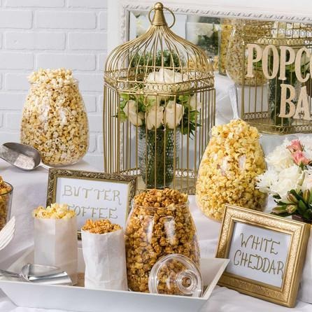 The DIY Popcorn Bar - bulk (Orders Placed For Pickup Will be Ready In 72 Business Hours)