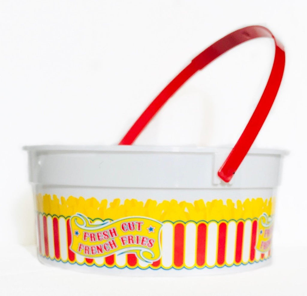 Fresh Cut French Fry Pail 200CT/24OZ