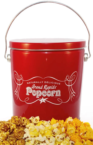 Limited Edition Red Popcorn Tins *Limited Supply