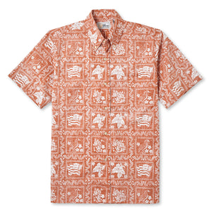 LAHAINA SAILOR / CLASSIC FIT  • BUTTON FRONT