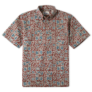 PACIFIC KAPA / CLASSIC FIT • BUTTON FRONT
