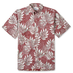 Reyn Spooner Moamahi Hawaiian shirt in CRIMSON