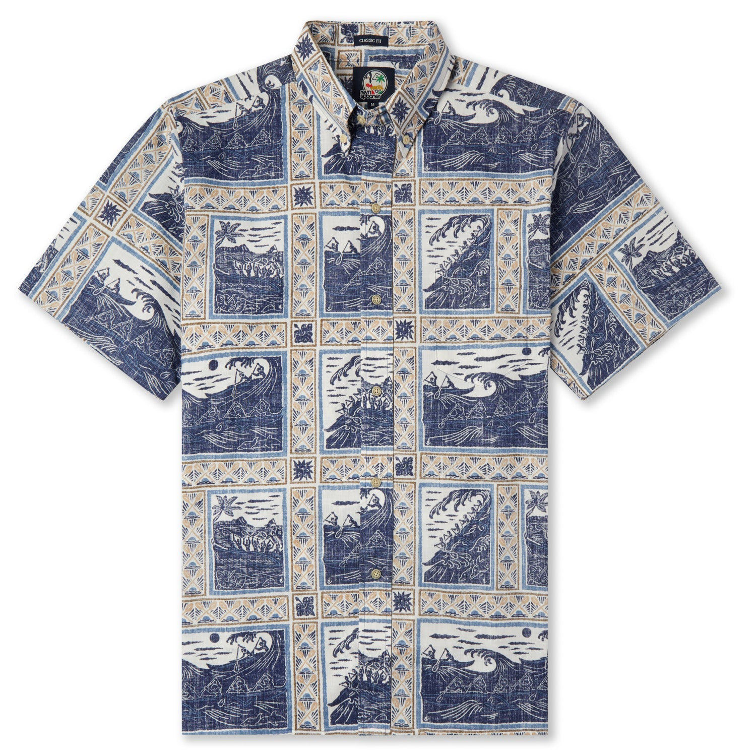 MOLOKAI TO OAHU / CLASSIC FIT - Zoomed