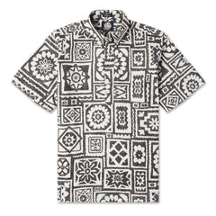 Reyn Spooner Luahoana Hawaiian Shirt in Smoke