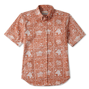 LAHAINA SAILOR / TAILORED FIT BUTTON FRONT