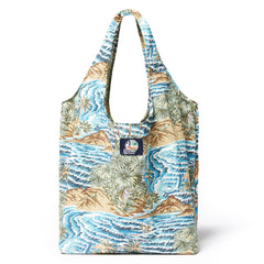 Sumatra Slide Reusable Bag AZURE