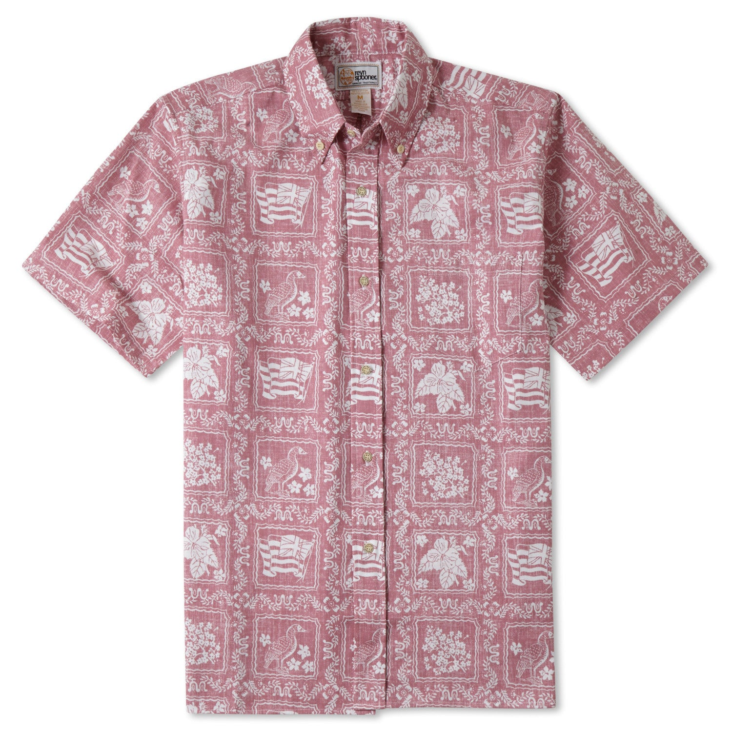 LAHAINA PINK / CLASSIC FIT  BUTTON FRONT - Zoomed