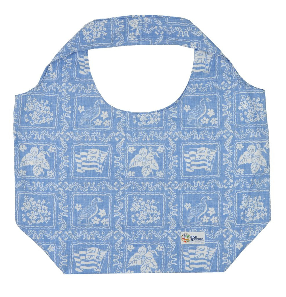 Lahaina Sailor/ Large Reusable Bag - Zoomed
