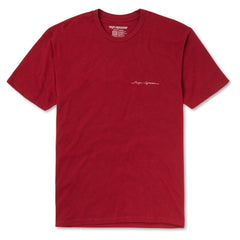 Reyn Spooner Bandana Lahaina T Shirt in RED