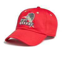 Reyn Spooner Trophy Fish Hat in RED