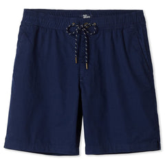 Reyn Spooner Men's beach shorts in Navy with drawstring elastic waistband