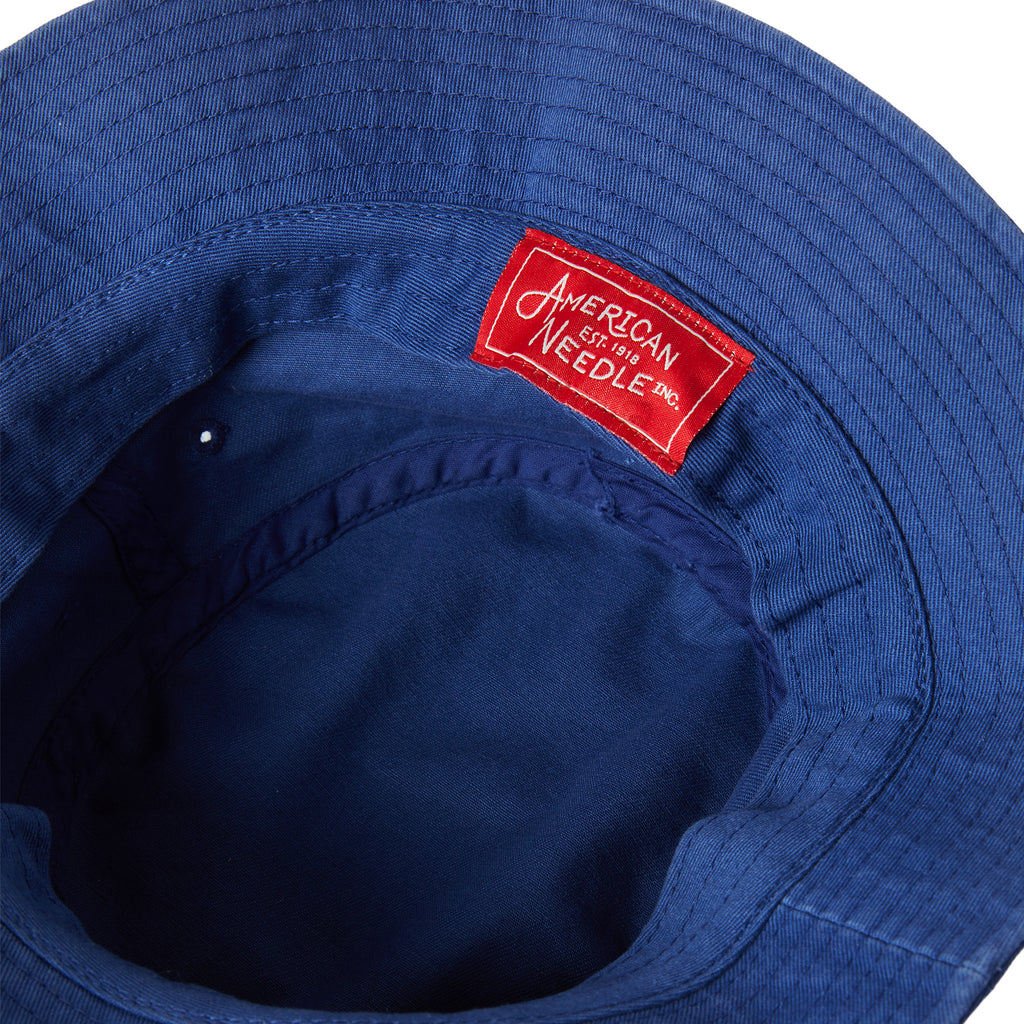 Reyn Spooner REYN SPOONER LOGO BUCKET HAT in BAY BLUE