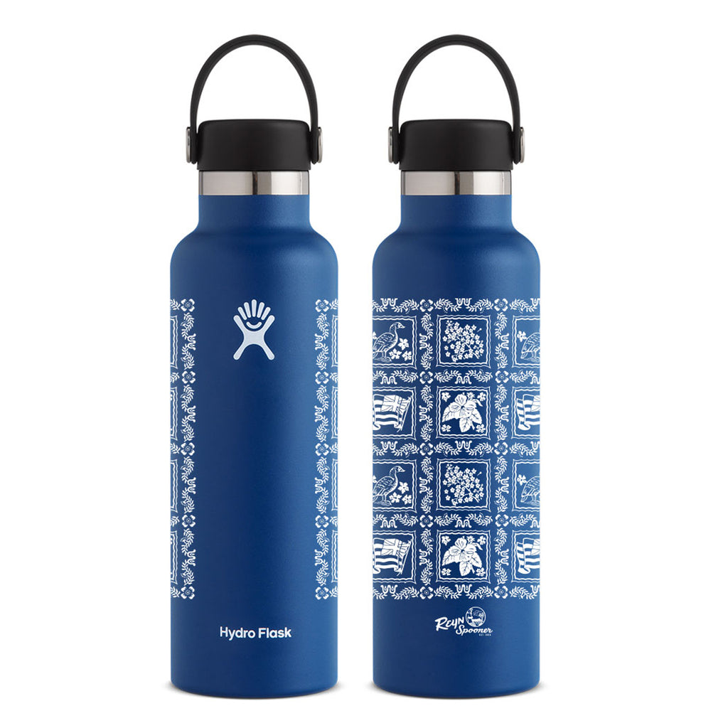 Reyn Spooner LAHAINA SAILOR HYDRO FLASK 21 OZ. in NAVY