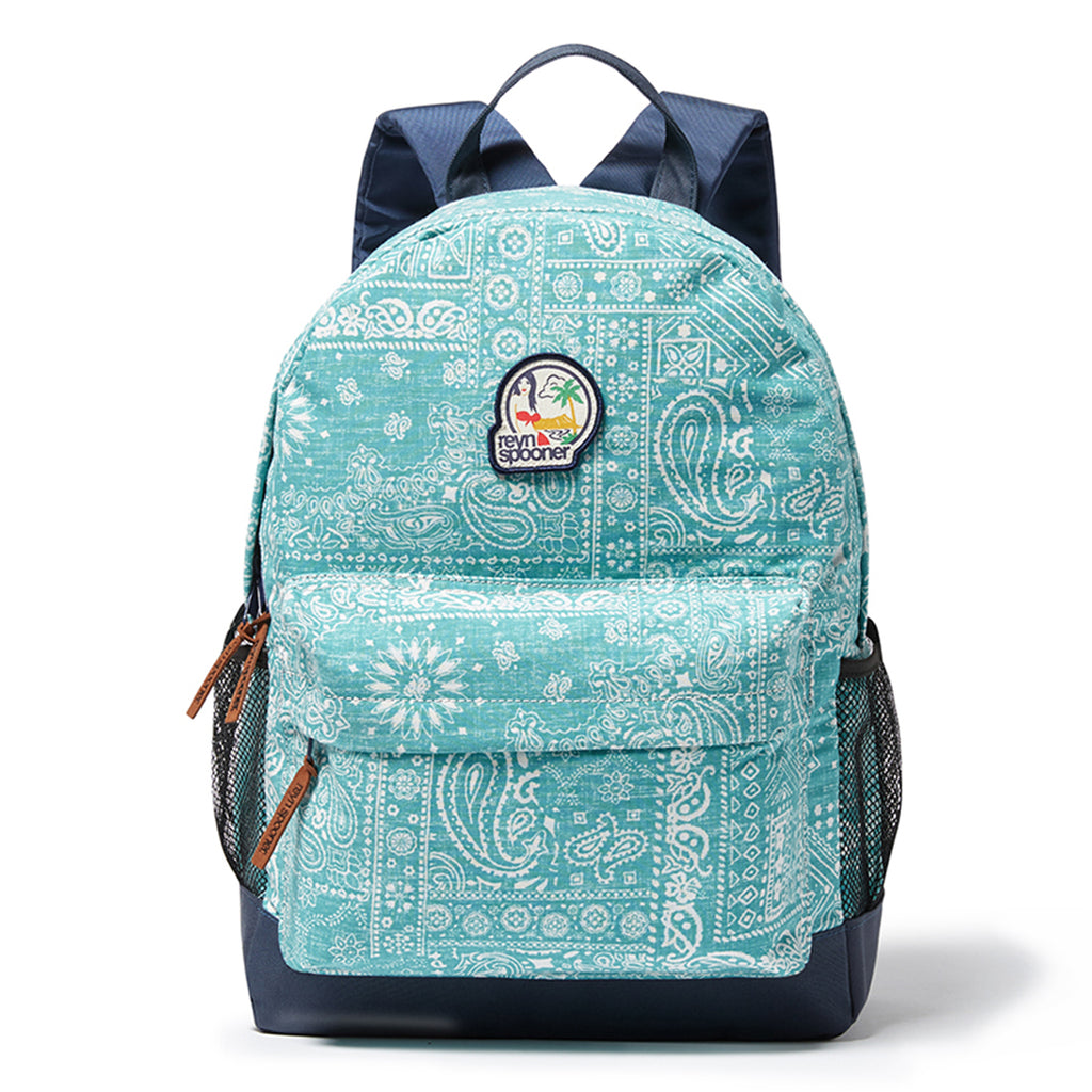 Aloha Bandana Backpack AQUA
